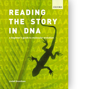 Reading the Story in DNA: A beginners guide to molecular evolution